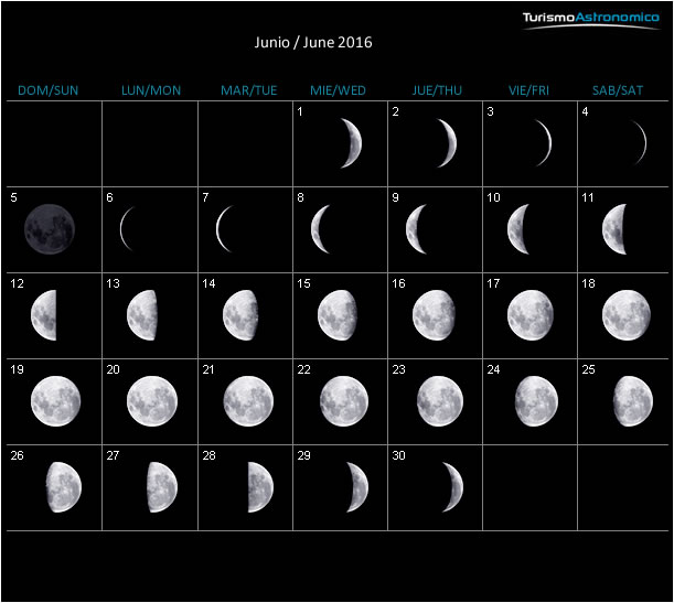See Moon Calendar 2016 images: