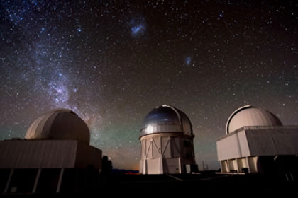 Tololo Observatory Tour
